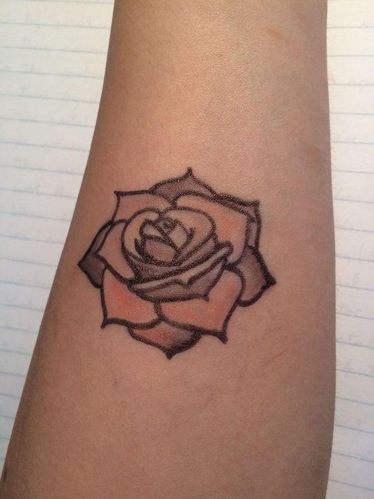 Artbook 1 Rose Tattoo Wattpad