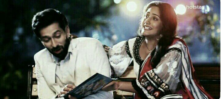 It was of her and Shivaay