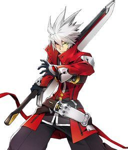 Blazblue Characters - Ragna the bloodedge - Wattpad