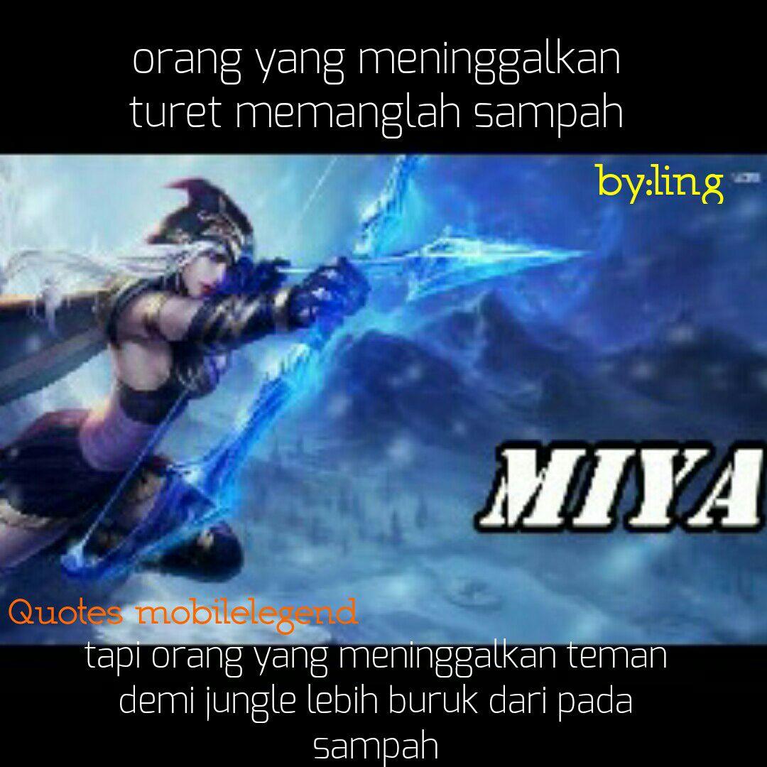 quotes otaku ~anime lovers quote mobile legend wattpad
