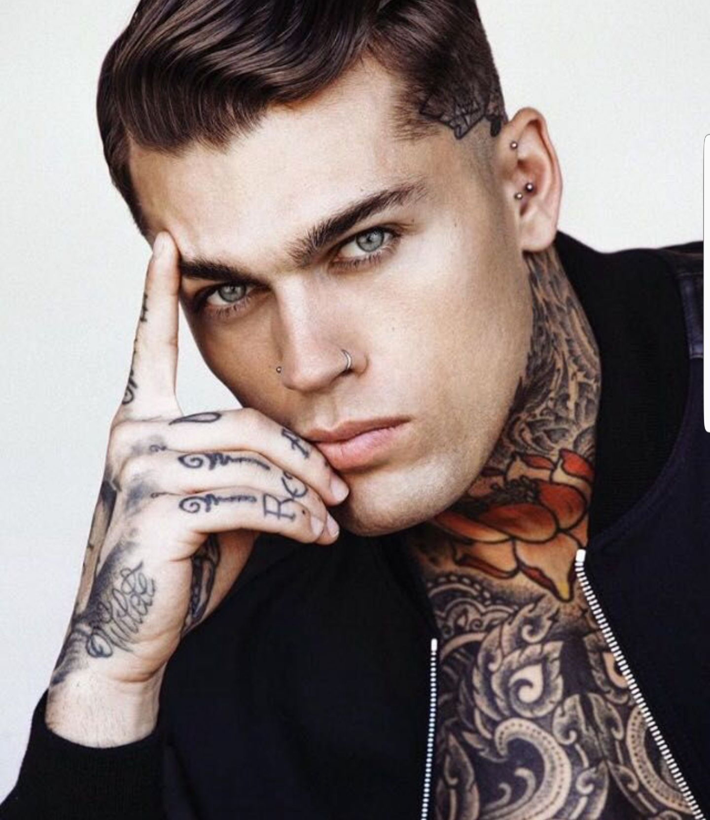 Stephen James as Roman