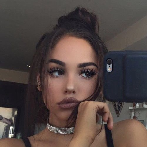 maggie lindemann as amelia lodge