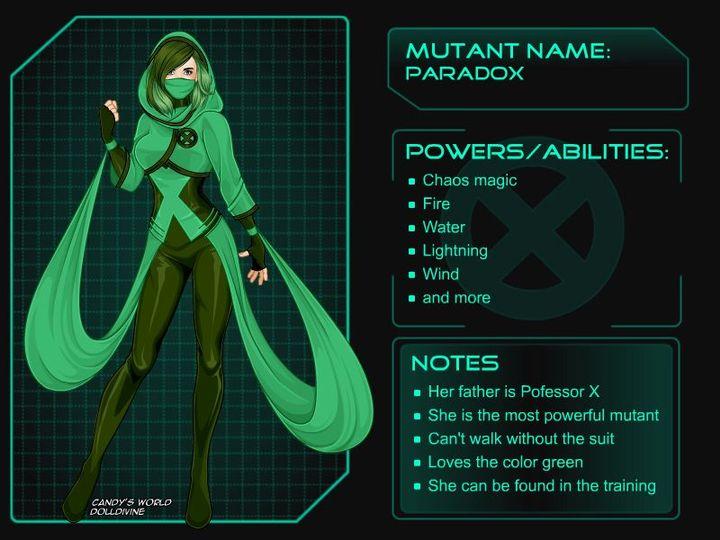 The mutant and the ninjas (X-men and Ninjago crossover