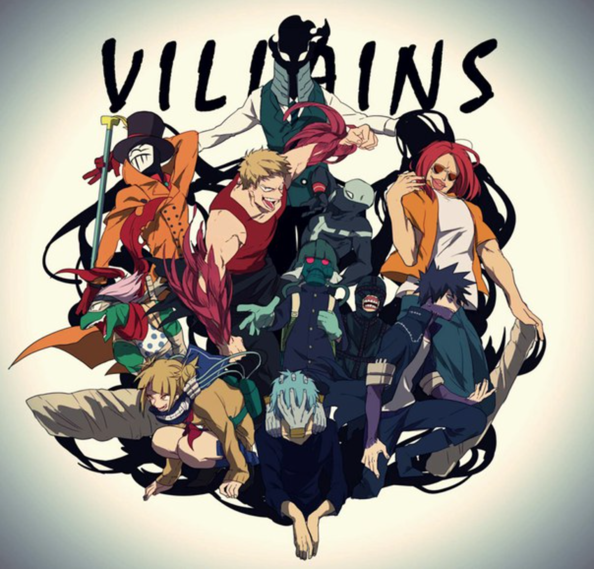 The Heroes (BNHA x Villain Reader) - Chapter 18 - JoeTehGamer - 僕の