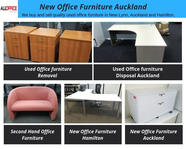 Second Hand Office Furniture Hamilton
