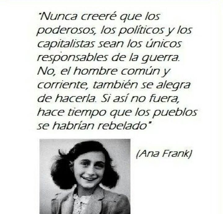 Frases Movies El Diario De Ana Frank Wattpad