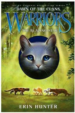 Читать коты воители на английском