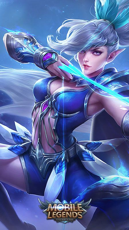Mobile legends stories (Female heroes) - MIYA - Wattpad