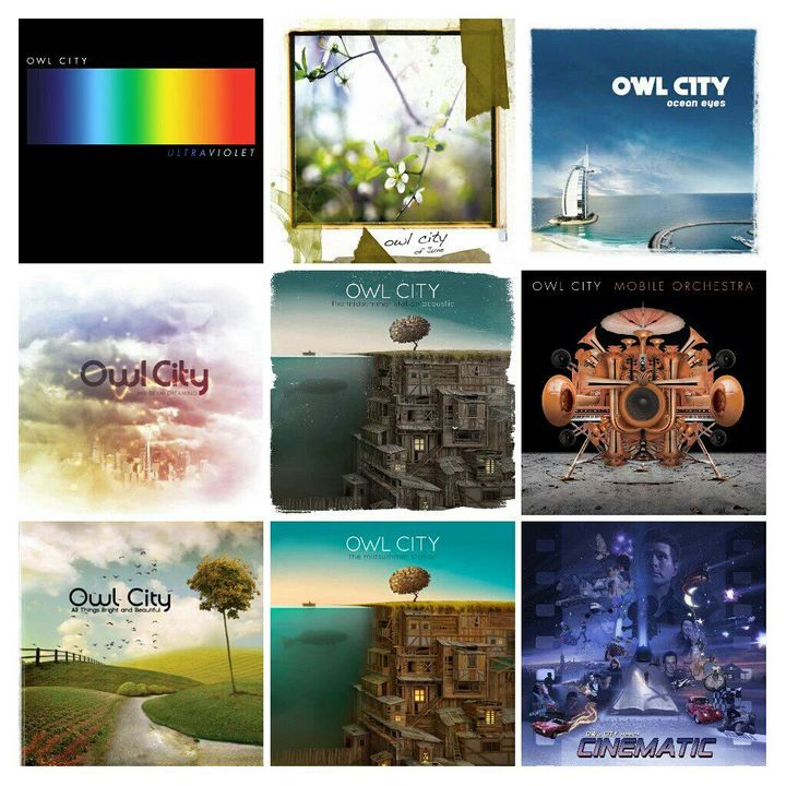 Just A Book About Owl City (3 0) - Cinematic - Wattpad