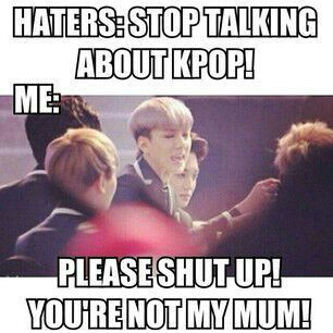 The Big Book Of Bts Memes - My Reaction To Kpop Haters ✨ - Wattpad