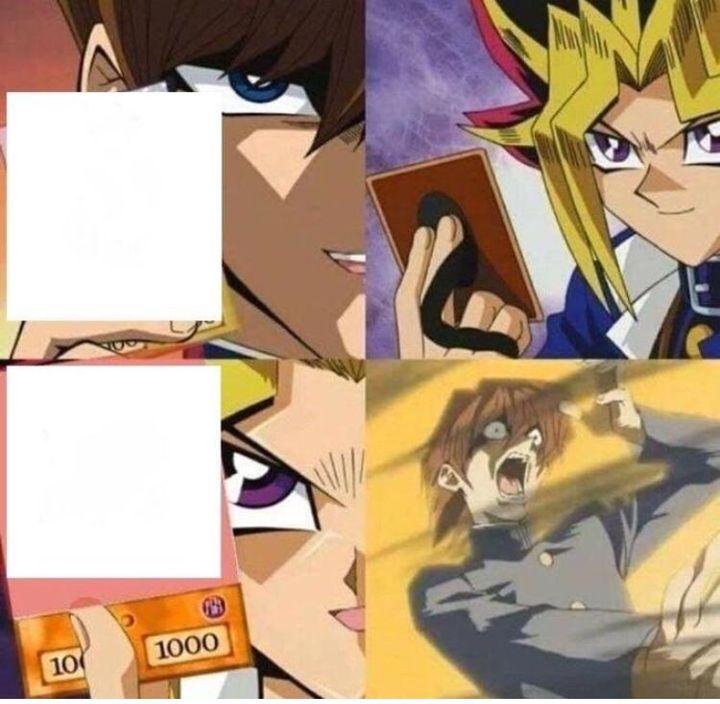 Funny Yu Gi Oh Pics Kaiba Defeat Meme Wattpad