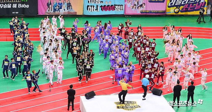 Idol Star Athletics Championships (aka: ISAC) is here and the list of Monster Entertainment artists attending the 17th ISAC has been made! Among the 231 idols from the 44 groups attending, the following list is a list of Monster Entertainment arti...