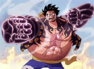 One Piece Parmencia Devilfruits And Users Luffy D Monkey