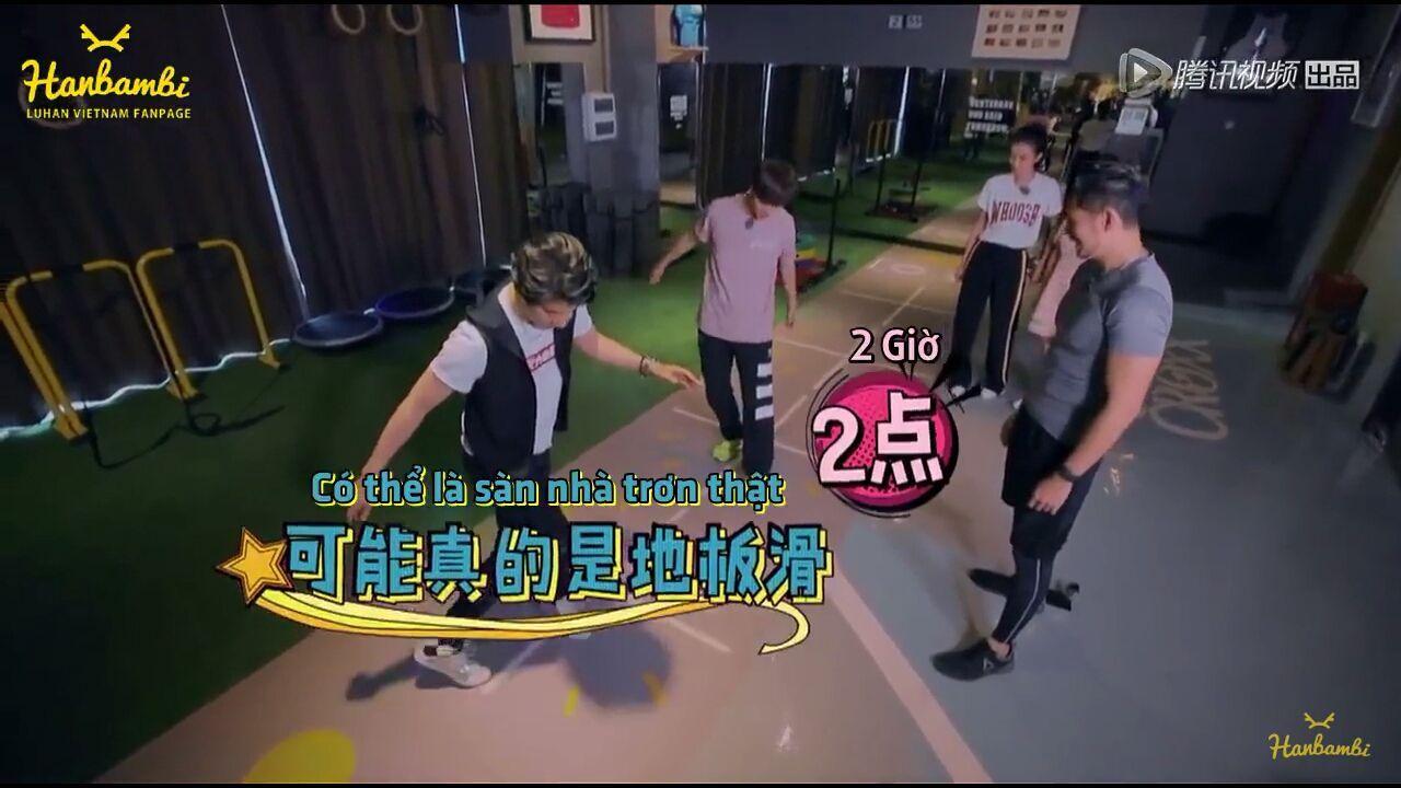 Luhan luôn luôn thiếu 1 giờ