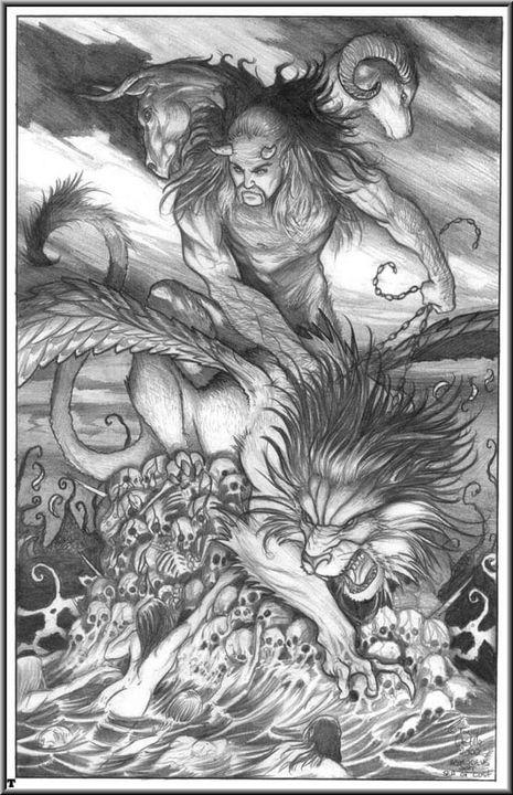 Đọc Truyện 72 Demon of Solomon - No 32 (Asmodeus) - TwanVox