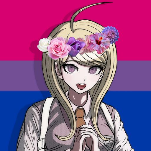 Danganronpa Edits Pride Month Edits 2 Bisexual Kaede Akamatsu Wattpad