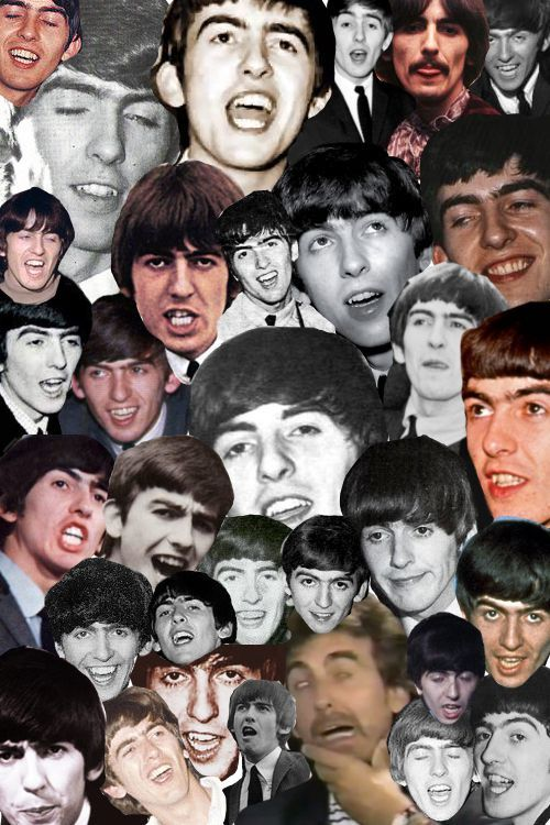 Whoever made this did an excellent job! It captures George's many strange faces