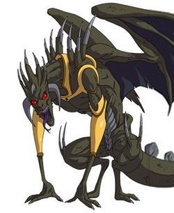 """""""King Basilisk, show him why you don't say anything bad about my brother,"""" Dick ordered, his newest titan's eyes glowing"""