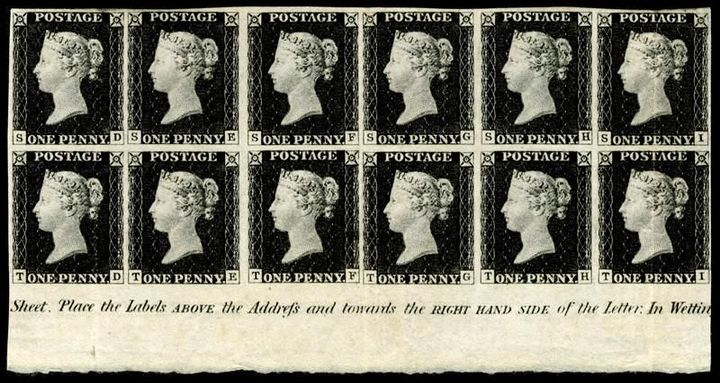 It's not as cheap to send a letter as it once was, however – the price of a first-class stamp is now 65p, or a second class stamp is available for 56p