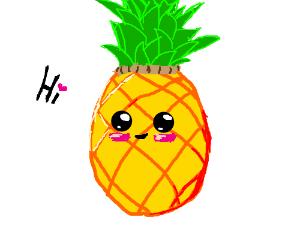 Pineapples Kawaii Pineapples Wattpad