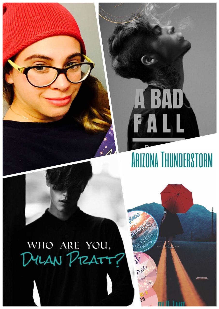 Then I was honored to get A Bad Fall featured on Wattpad official profiles of General Fiction and New Adult fiction, and Arizona Thunderstorm was included into the lists of Wattpad Short Stories profile