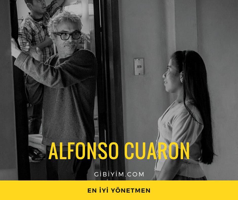 "Alfonso Cuaron, ""Roma"""