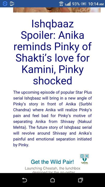 Ishqbaaz And Dil Boley Oberoi:upcoming spoilers and off