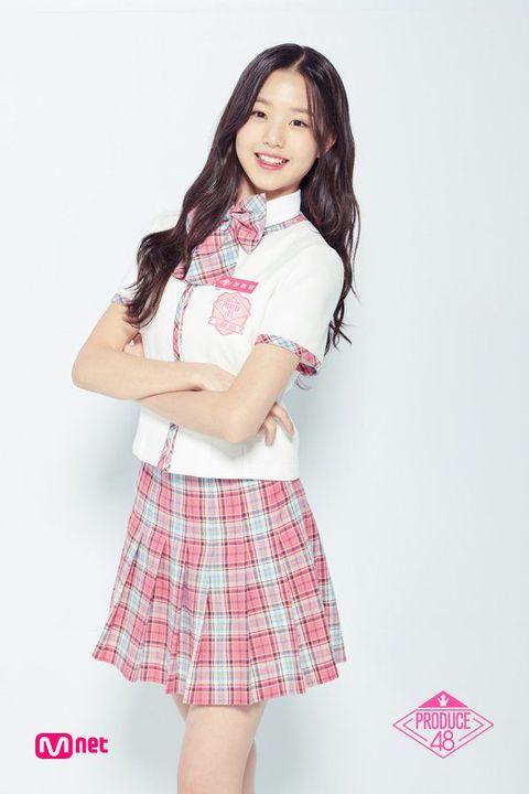 Produce 48: Profiles [P101 S3] - 93  Jang Won Young