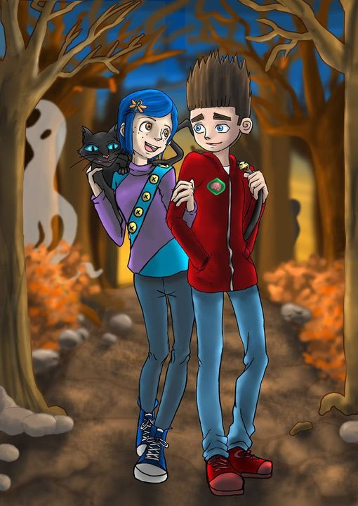 My Opinion On Ships - Normaline (Norman and Coraline ...