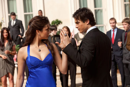 Elena and damon hook up