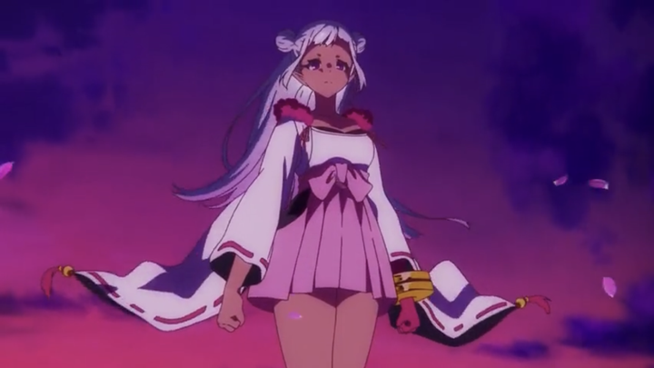 Mai : I'm guessing you must be the phantom picking on innocent pedestrians
