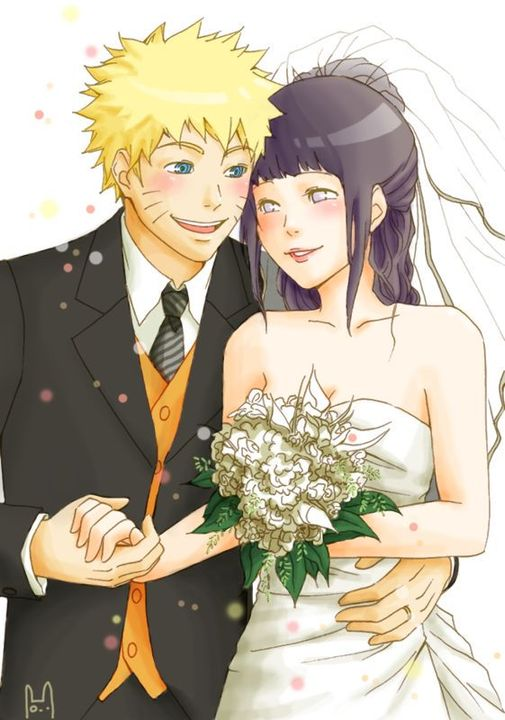 Nos tomo bastante tiempo la boda, ya que no sabia nada de eso, pero no quería que Hinata se decepcionara, así que gracias a todos la boda fue increíble, y no fui el único Dattebayo