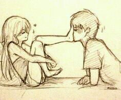 Ilustracao De Noivos Casal Romance Desenho Cartoon Whatsapp