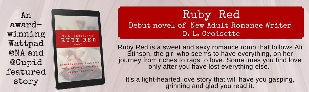 Ruby Red was supposed to be my first and only story