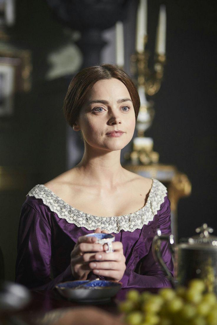 Miss Alice Stewart imagined as Jenna Coleman