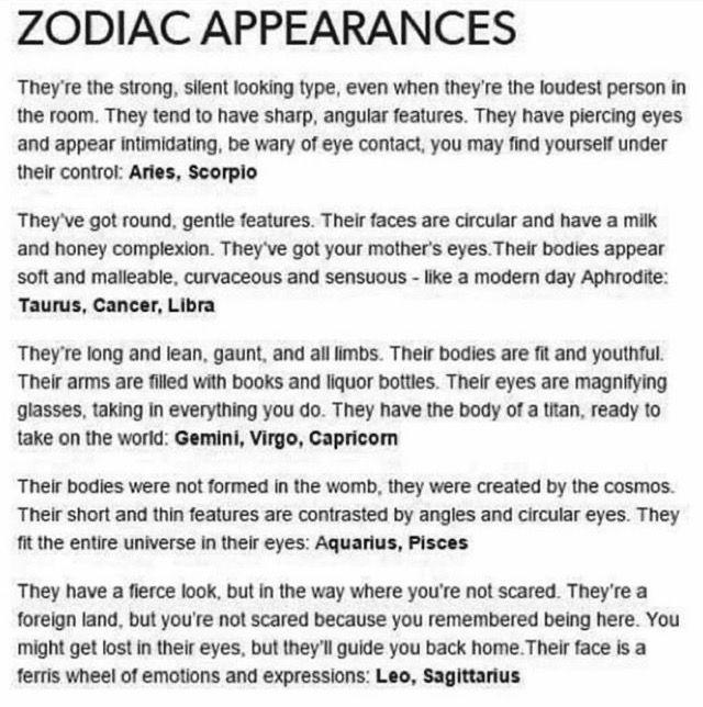 Zodiac Signs - [archive] - Wattpad