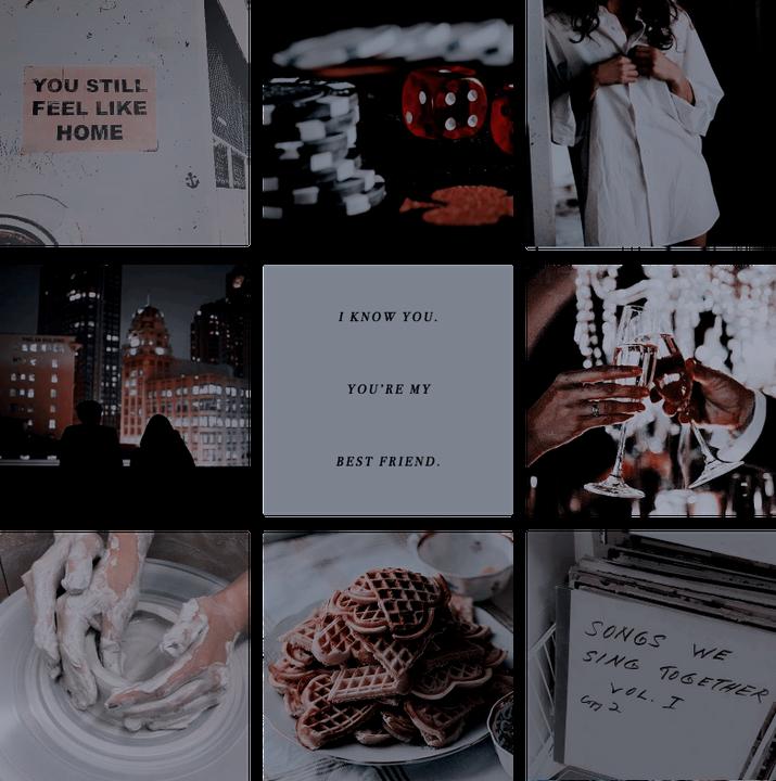 SHIP 2/2── Charlie Gilmore + Finn Cavanaugh, 'Farlie'