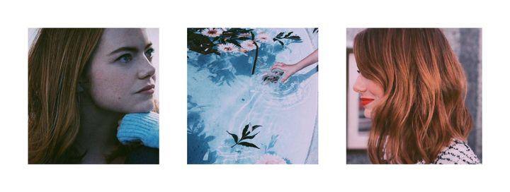 EMMA STONE— THEA❛ SUBJECT B5: THE DREAMER ❜