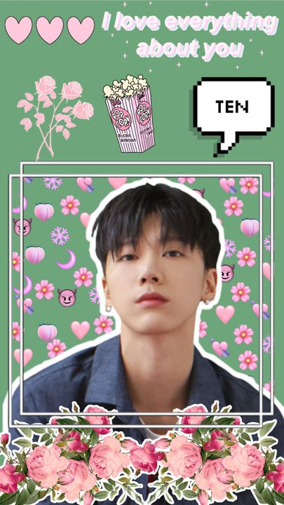 Happy birthday to this wonderful dancing star of kpop! I hope Ten has had an amazing birthday and that he has many more to come 