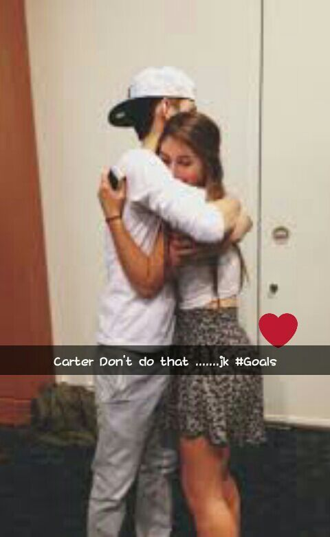 Tay: Took by: Carter