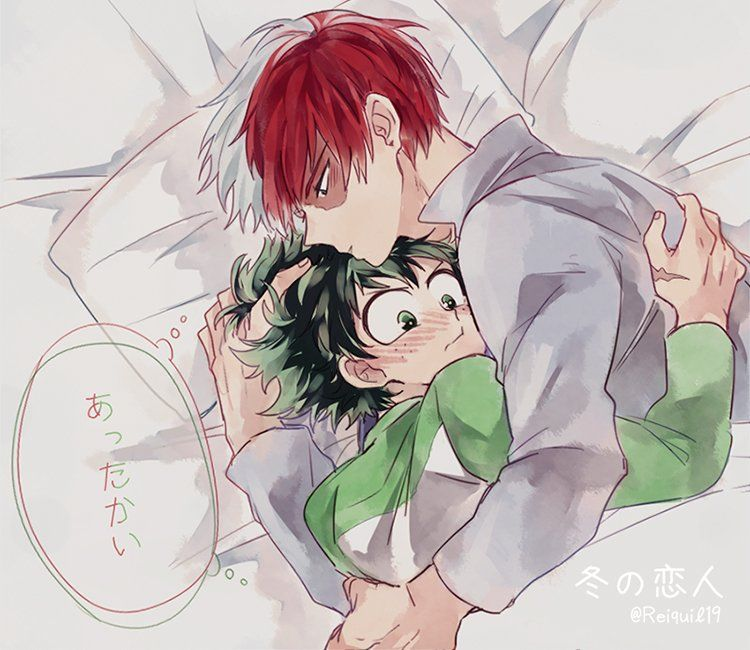 BNHA Boyfriend Scenarios - When You/He Wants Cuddles - Wattpad