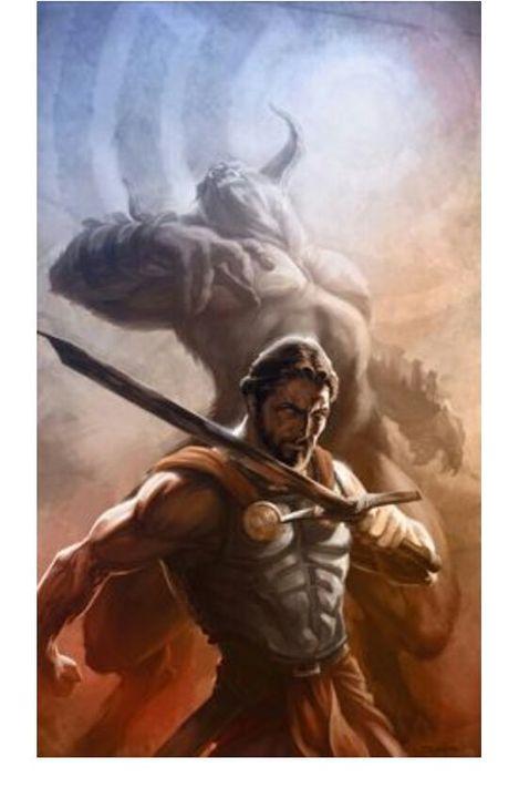 Greek Mythology - Theseus - Wattpad