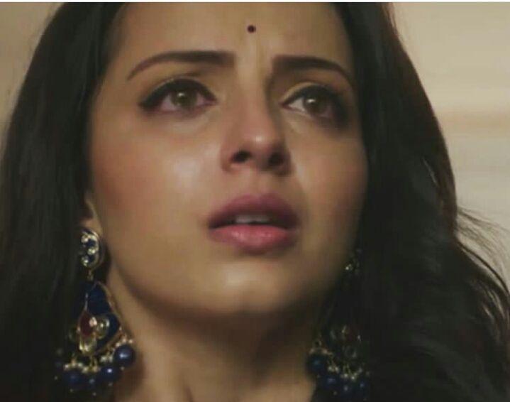Gauri was also feel broken