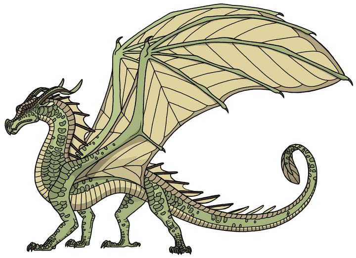 Wings of Fire Ideas! - LeafWing Appearances - Wattpad