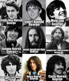 George through the years