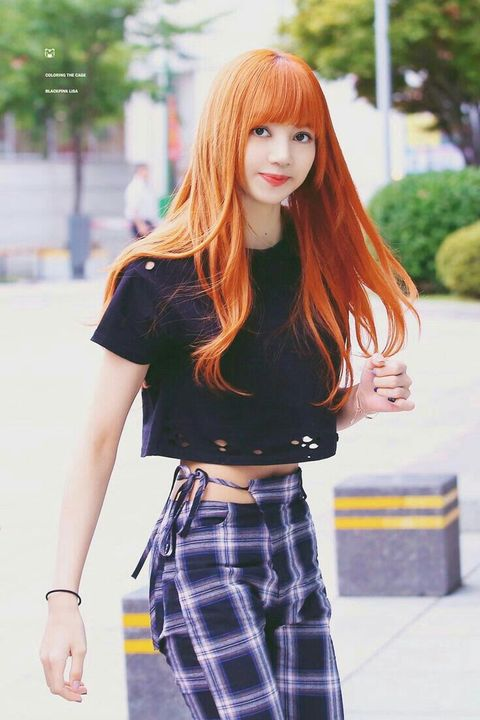 NAME: Lisa ManobanHAIR COLOR/S: Blonde, green, redEYE COLOR: BrownAGE: 20BIRTHDAY: 03/27/1997PLAYABLE AGES: 17-24PLACE OF BIRTH: Bankok, ThailandKNOWN FOR: MusicGIF AMOUNT: Decent
