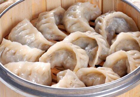 Dumpling Udang :