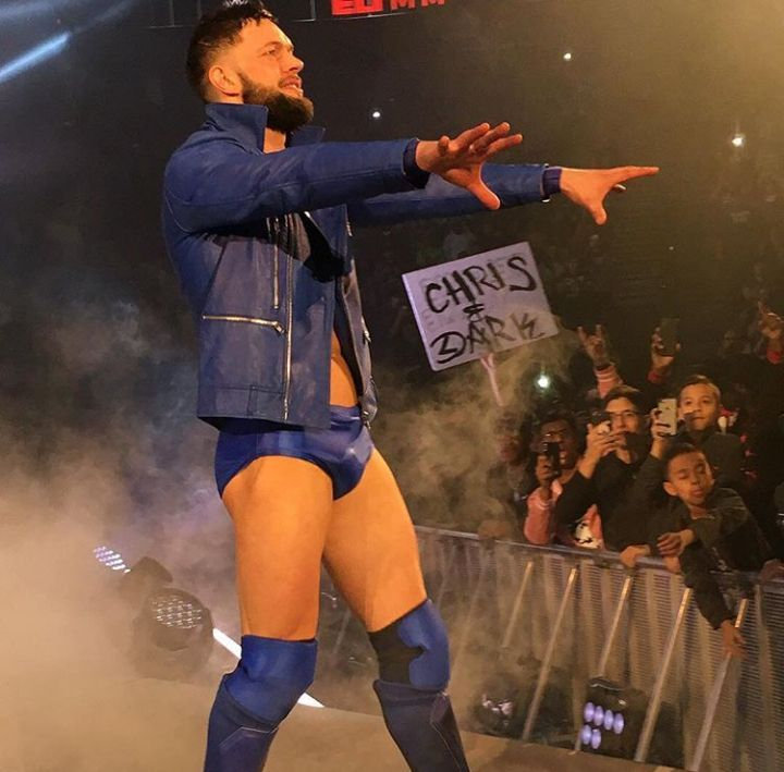 My Baby (Finn Balor X Male reader) - Part 4 - No Pain, No