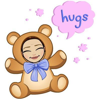 Much virtual hugs,Your cheesekidXx