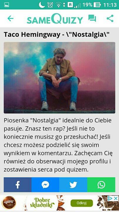 Samequizy Która Piosenka Polskiego Rapu Do Ciebie Pasuje